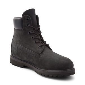 Black Women's Timberland Boot